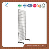 Grid Wall Display with 2 Legs