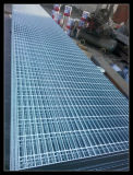 20ft*3ft Hot DIP Galvanized Serrated Grating