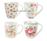 100% Melamine Tableware with Flower Design (CPBZ-4032)