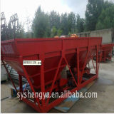 Shengya Brand PLD800 Ingredient Proportioning Batch Plant Machine with 2 Grooves