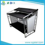 Good Market Movable Aluminum Table for DJ Booth, DJ Truss