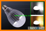 12W E27 LED Dimmable Bulb Light with IEC62560