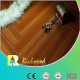 Household 12.3mm AC4 Crystal Cherry Sound Absorbing Laminated Flooring