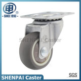 "1.5""Micro Duty TPR Swivel Caster Wheel"