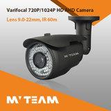 72PCS IR LED 9-22mm Lens Varifocal Outdoor Ahd CCTV Camera with 2.0MP Resolution