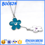 Factory Custom High Quality Enamel Charm Necklace for Kids