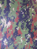 Fy-DC05 Digital Camouflage Printing 600d Oxford Polyester Fabric