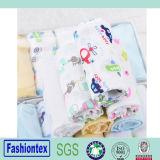 Custom Print Muslin Cloth Kids Hand Towel Infant Muslin Face Towel