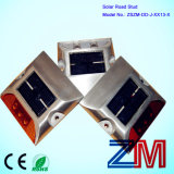 Aluminium Alloy LED Solar Road Stud / Road Marker