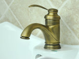 Sanitary Ware Antique Single Handle Basin Mixer