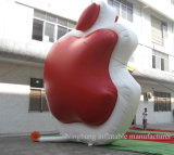 PVC Outdoor Advertising Inflatable Apple