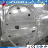 High Transparency Cylindrical Acrylic Aquarium