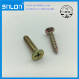 Color Zinc Steel Phillip Flat Head Tapping Screw