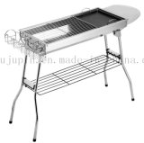 OEM Outdoor Garden Camping Stainless Steel Charcoal Barbecue BBQ Grill
