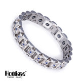 Fashion Energy Bracelet for Lady with Multicolor Crystal
