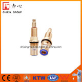 1/2 Ceramic Disc Valve Core with Brass Shell