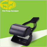 Folded Poop Clip Scoop for Dog Cat Cleaning up