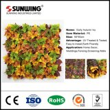 12 Pieces 50 X50cm Highly Durable and Reusable DIY Leaves Balcony for Garden Ornaments