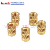 Installed Threaded Insert Nut for Thermoplastic Material
