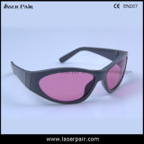 Sports Type of Alexandrite Laser Shielding Spectacles (ATD 740-850) with Frame 55 Meet CE EN207
