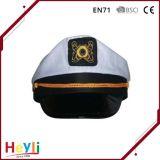 Fashion Personality Air Force Yellow Band Big Eaves Hat Big Hat