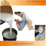 Condensation Cure RTV Silicone for Gypsum Casting/Concrete Moulding/Cement Mouldmaking