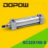 Dopow Sc32X100-S Cylinder Pneumatic Cylinder