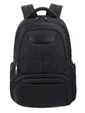 Black Computer Backpack Bag Laptop Backpack Shoulder School Backpack Bag