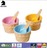 Hot Selling High Quality Novelty Ice Cream Bowl