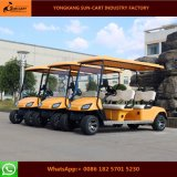 4 Seater Ce Certification Electric Golf Cart