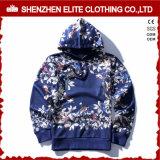 Custom Design Fleece Hoodies Sweatshirts Top Clothing (ELTHSJ-945)