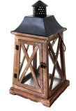 Chinese Iron Wood Lantern for Christmas