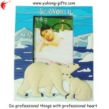Phalate Free Rubber Photo Frame for Promotion Gifts (YH-PF042)