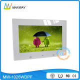 Programmable Android Wireless Power to 10 Inch Digital Picture Frame for Ads