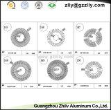 Building Material Sunflower Aluminum Frame/Aluminum
