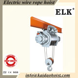 5ton Electric Wire Rope Hoist with Single Rail Electric Trolley