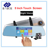 5.0 Inch Touch Screen Car Video Recorder for Night Vision