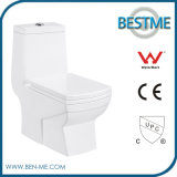 High Efficiency Economic Dual Flush Modern Design Toilet Bowl