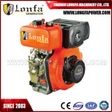 8HP 10HP Small Single Cylinder Air Cooled Marine Kama Diesel Engines Price