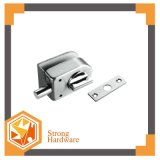 Stainless Steel Single Glass Door Door Lock