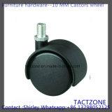 Nylon Wholesale Black Office Table Hot Modern 10mm W/Screw Caster Wheels