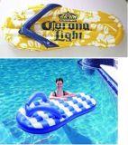 PVC Inflatable Slipper Mattress for Adverstiment (IT-005)