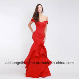 Mermaid Evening Dresses Long Elegant Boat Neck Dresses Party Gown