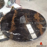 Natural Marble Round Table Tops for Houses, Coffee Shop, Hotel