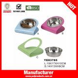 Wholesale Dog Bowl, Stainless Steel Pet Bowl (YE83785)