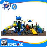 2015 Small Children Outdoor Playground Equipment Playset Slide