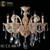 Luxury Glass Tube Crystal Chandelier for Indoor (AQ8003-6)