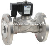 Piston Direct Lifting Steam Solenoid Valve Ycps31
