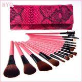 15PCS Make up Brushes Facial Cosmetics Kit Beauty Bags Set