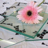 2-19mm Clear Float Glass with CE / SGS / ISO Certificate